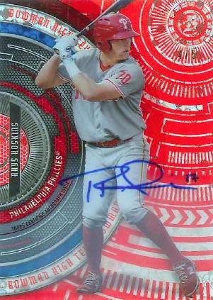 2017 Bowman High Tek Baseball Cards 3
