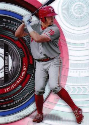 2017 Bowman High Tek Baseball Cards 25