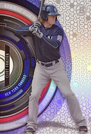 2017 Bowman High Tek Baseball Cards 39