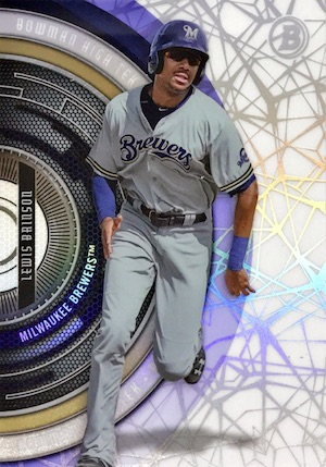 2017 Bowman High Tek Baseball Cards 37