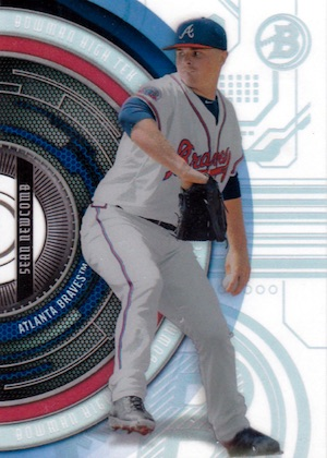 2017 Bowman High Tek Baseball
