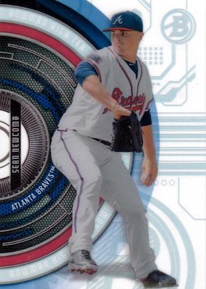 2017 Bowman High Tek Baseball Cards 35