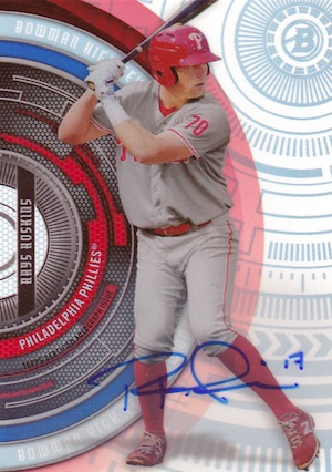 Best Rhys Hoskins Cards to Collect Now 5