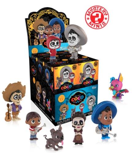 2017 Funko Coco Mystery Minis 1