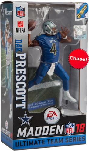2017 McFarlane Madden NFL 18 Ultimate Team Figures 32