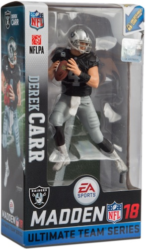 2017 McFarlane Madden NFL 18 Ultimate Team Figures 34