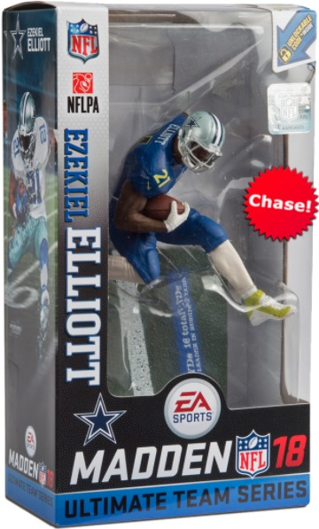 2017 McFarlane Madden NFL 18 Ultimate Team Figures 36