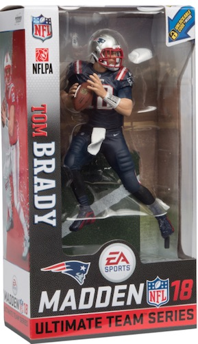 2017 McFarlane Madden NFL 18 Ultimate Team Figures 30