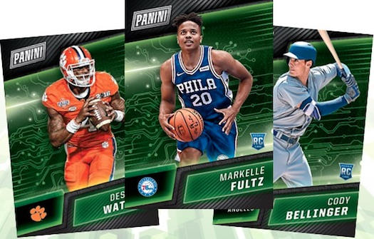 2017 Panini Cyber Monday Trading Cards 1