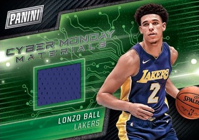 2017 Panini Cyber Monday Trading Cards 2