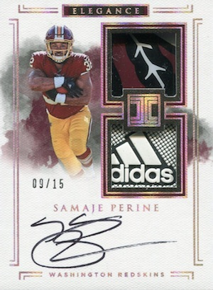 2017 Panini Impeccable Football