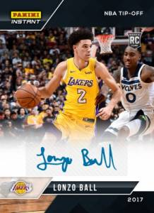 2017-18 Panini Instant NBA Basketball Cards 21