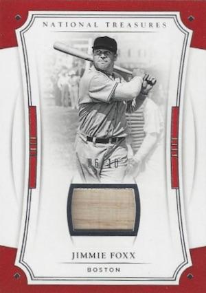 2017 Panini National Treasures Baseball Cards 22