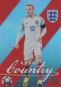 2017 Panini Nobility Soccer Cards 24