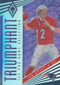 2017 Panini Phoenix Football Cards 35
