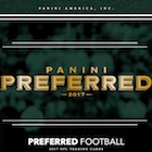 2017 Panini Preferred Football Cards