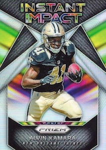 2017 Panini Prizm Football Cards 26