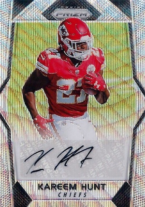 2017 Panini Prizm Football Cards 22