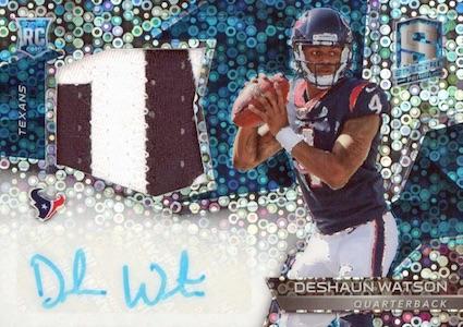 Best Deshaun Watson Rookie Cards to Collect 10