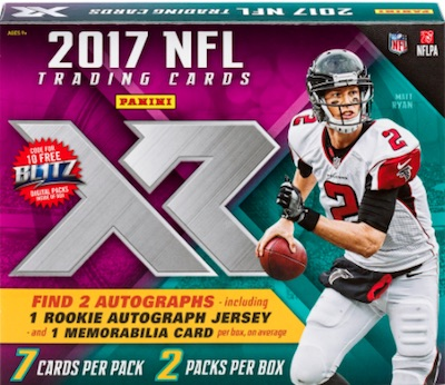2017 Panini XR Football Cards 32