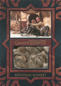 2017 Rittenhouse Game of Thrones Valyrian Steel Trading Cards 27