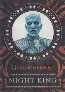 2017 Rittenhouse Game of Thrones Valyrian Steel Trading Cards 30