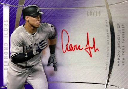 Aaron Judge Rookie Cards Checklist and Key Prospects 41