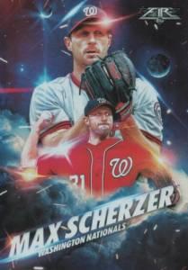 2017 Topps Fire Baseball Cards 29