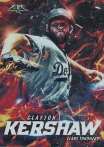 2017 Topps Fire Baseball Cards 28