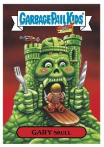 2017 Topps Garbage Pail Kids Fall Comic Convention