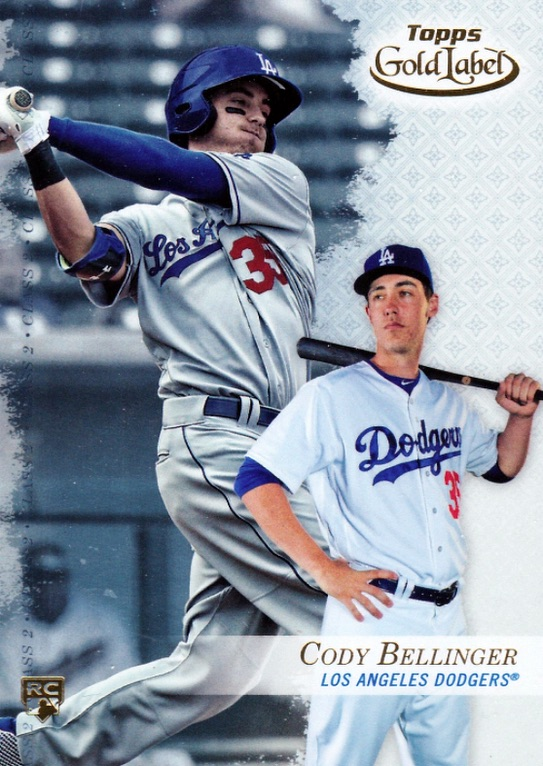 Top Cody Bellinger Rookie Cards and Key Prospect Cards 24