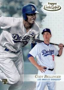 Top Cody Bellinger Rookie Cards and Key Prospect Cards 26