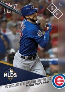 2017 Topps Now Baseball Cards 79