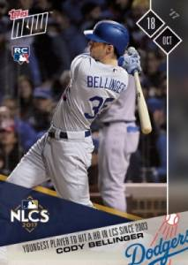 2017 Topps Now Baseball Cards 86