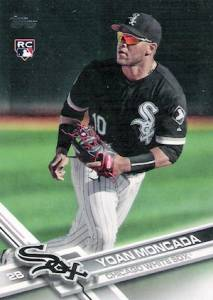 2017 Topps Update Series Baseball Variations Guide 102