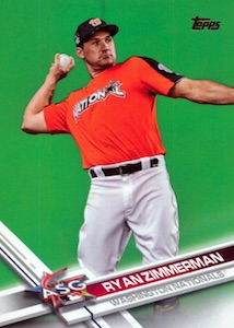 2017 Topps Update Series Baseball Variations Guide 66