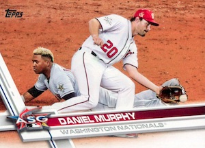 2017 Topps Update Series Baseball Variations Guide 68