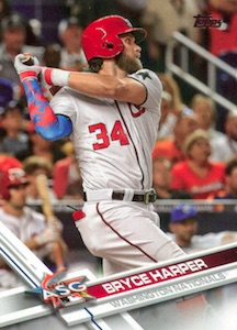 2017 Topps Update Series Baseball Variations Guide 72