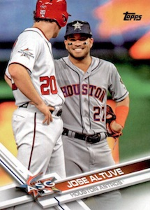 2017 Topps Update Series Baseball Variations Guide 98