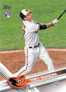 2017 Topps Update Series Baseball Variations Guide 117