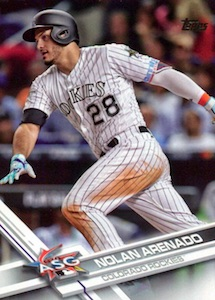 2017 Topps Update Series Baseball Variations Guide 21