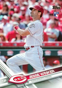 2017 Topps Update Series Baseball Variations Guide 153