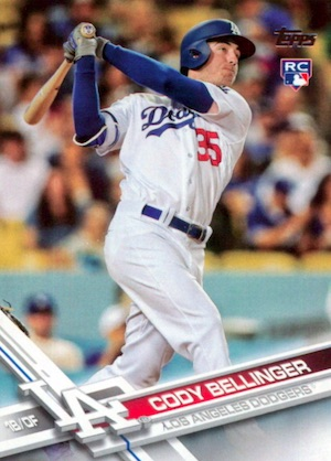 Top Cody Bellinger Rookie Cards and Key Prospect Cards 13