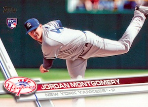 2017 Topps Update Series Baseball Variations Guide 55