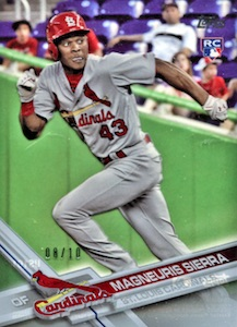 2017 Topps Update Series Baseball Cards
