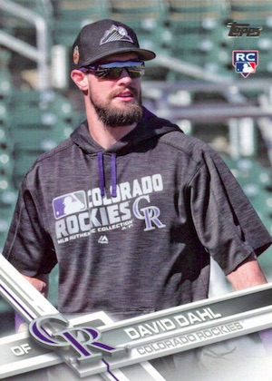 2017 Topps Update Series Baseball Variations Guide 201