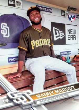 2017 Topps Update Series Baseball Variations Guide 212