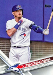 2017 Topps Update Series Baseball Variations Guide 225