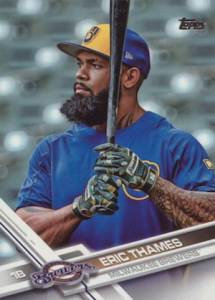 2017 Topps Update Series Baseball Variations Guide 227