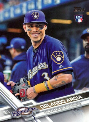 2017 Topps Update Series Baseball Variations Guide 192
